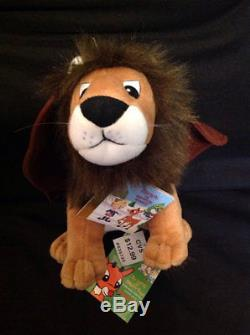 1998 CVS Flying Lion King Moonracer Doll Rudolph Misfit Toy 12 inch Plush withTags