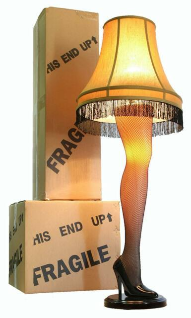 45 Full Size Leg Lamp From A Christmas Story New Fast Free Shipping