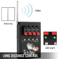 48 Cues 500M Fireworks Firing System 1200 Cues CE Wireless Remote Control
