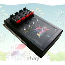 60Cue Fireworks Firing System BL1200 Balloon system Wire and 500M Remote Control