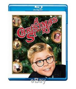 A Christmas Story 40 Leg Lamp and Blu-ray Movie Nightlight Holiday Gift Lampara