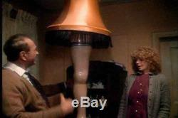 A Christmas Story Womans Leg Lamp Full Wood Crate Authentic Movie Quality 45