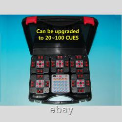 Amazing 20 Cues Firing Control Fireworks System Wireless Equipment Upgradeable
