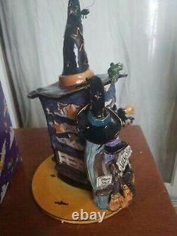 Blue Sky Clayworks Witches Shop Heather Goldminc Halloween