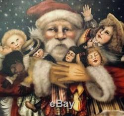Boardwalk Originals Christmas Santa & Vintage Dolls/toys