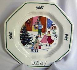 Brand New Nikko Happy Holidays Collector Plate Huge Lot