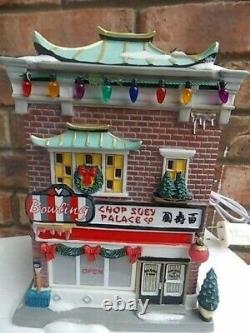 Brand New The Chop Suey Palace Dept 56 A Christmas Story Building 2008