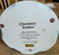 Cherished Teddies 15th Anniversary Musical Carousel
