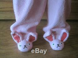 Christmas Story 26 inch Ralphie in Pink Bunny PJ Suit