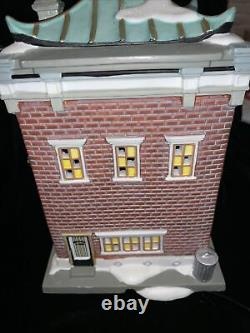 Department 56 A Christmas Story Chop Suey Palace RARE