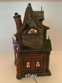 Department 56 Be Witching Costume Shop Snow Village Halloween