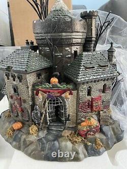 Department 56 Halloween Castle Blackstone