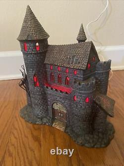 Department 56 Halloween Hot Classics Draculas Castle #56.59301