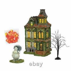 Department 56 Halloween Village Hazel's Haunted House (6004821) AAR1