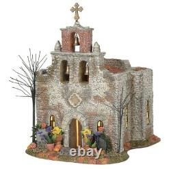 Dept 56 Halloween Village DAY OF THE DEAD CHURCH 6005478 New 2020 Department 56