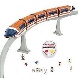 Disney Disneyland Monorail Set New In Box