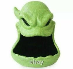 Disney The Nightmare Before Christmas Oogie Boogie Halloween Candy Dish CONFIRM