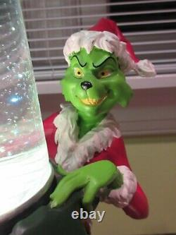 Dr. Seuss 2000 How The Grinch Stole Christmas Universal Studios 20 Lava Lamp