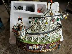 Enesco colossal rollercoaster, works