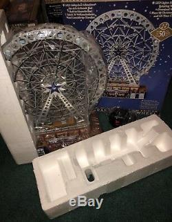 Exclusive Worlds Fair Platinum Ferris Wheel by Gold Label