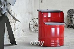 Fass Sessel Stuhl aus 200 Liter Neu Fass Oelfass Farbe nach Wahl