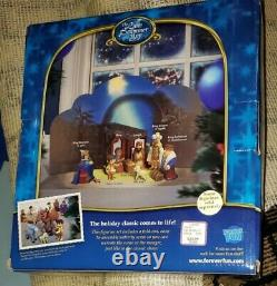 Forever Fun TV Figurines The Little Drummer Boy Nativity Figures Rankin Bass PVC