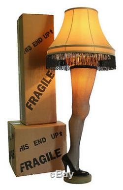 Full Size 50 Inch Leg Lamp from A Christmas Story