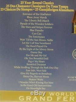 Gold Label Collection World's Fair Grand Ferris Wheel Musical Led Light Show