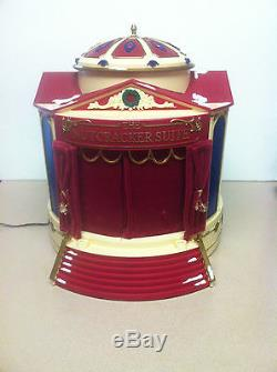 Gold Label The Nutcracker Suite Mr. Christmas Animated Ballet Stage With Music