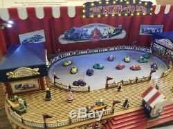 Gold Label World's Fair Bump and Go, Bumper Car Carnival Ride Mr Christmas
