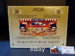 Gold Label Worlds Fair Bump and Go, Animated Display, Mr Christmas Lionel MTH