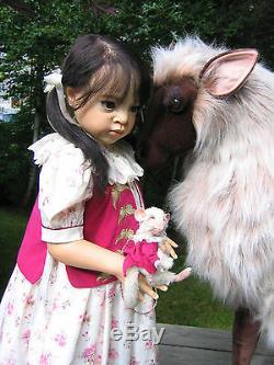 HANSA SHEEP 41.34 x 15.75 x 35.43