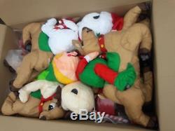 HOLIDAY HOME ACCENT S ANIMATED INFLATABLE CHRISTMAS CAROUSEL 7ft (NEW Other!)