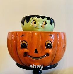 Johanna Parker Halloween Bowl Set