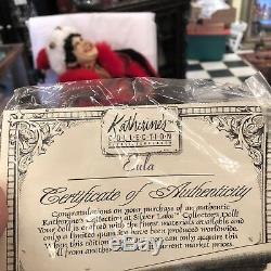 Katherine's Collection Christmas Doll Eula 36