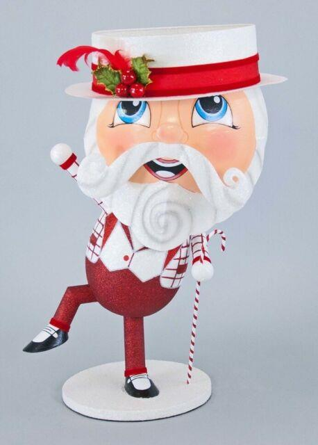 Katherine's Collection Christmas Spectacular Santa Candy Container Display New