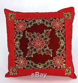 Katherine's Collection Christmas Wishes Pillow NEW 30-930202