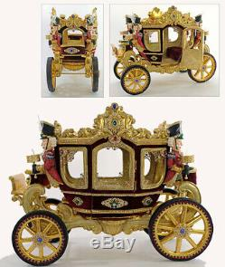 Katherine's Collection Gifts Of Christmas Carriage 20x 26 28-928548