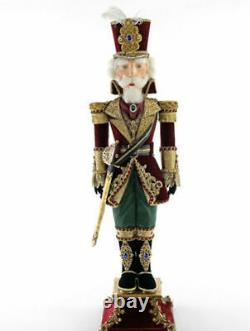 Katherine's Collection Gifts Of Christmas Nutcracker 33 28-928546