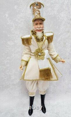Katherine's Collection Moonstruck Nutcracker Doll 11-011730 NEW CHRISTMAS 2020