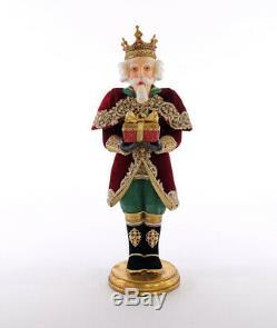 Katherine's Collection Nutcracker King Tabletop 19 28-928524