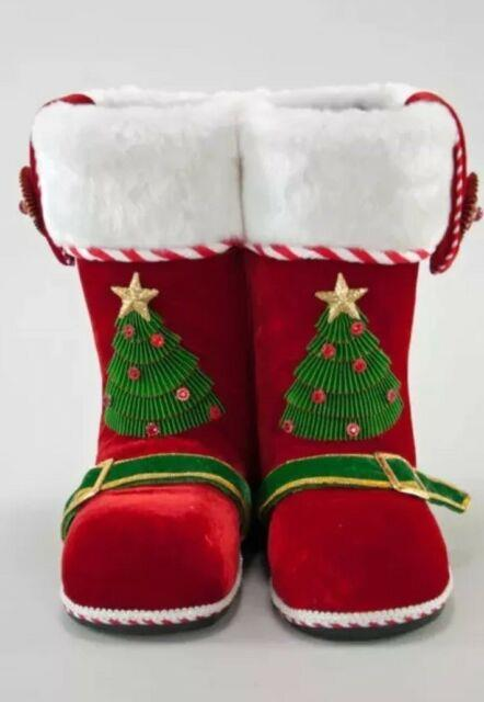 Katherine's Collection Santa's Boots 12 28-828382