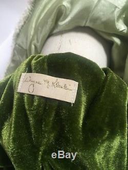 Katherine's Collection Wayne Kleski Christmas Elf Jester Doll 25 Retired