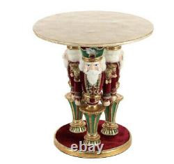 Katherine's Collection Wishes Nutcracker Cake Stand 28-928616 NEW CHRISTMAS 2020