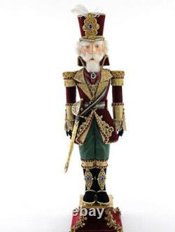 Katherines Collection Nutcracker Gifts Of Christmas 28-928546 NEW CHRISTMAS 2020