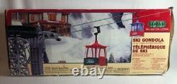 Lemax Ski Gondola Village Collection READ
