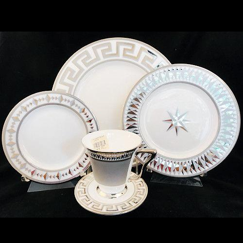 Millennia By Lenox 5 Piece Place Setting Made In Usa New Never Used Bone China