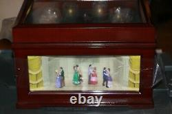 MR Christmas Deluxe Animated Lighted Symphonium with Bells & Dancers