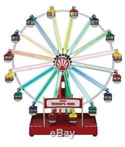 Mr. Christmas 1939 Ferris Wheel #79799 NIB FREE SHIPPING 48 STATES