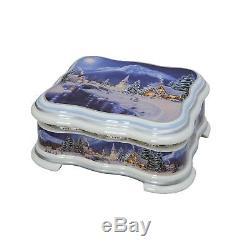 Mr. Christmas 78787 8 Porcelain Symphonium New
